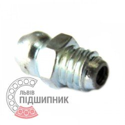 Metric grease fitting M6x1, 236944