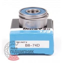 B8-74D [PFI] Deep groove ball bearing