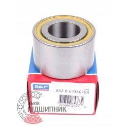 Angular contact ball bearing BA2B 633667 BB [SKF]