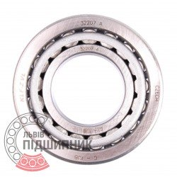32207A [ZVL] Tapered roller bearing