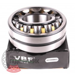 113615 [22315K] [VBF] Self-aligning roller bearing