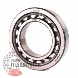NU214 [DKF] Cylindrical roller bearing