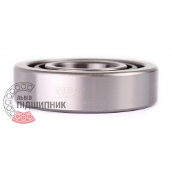 32309КМ (NU309) [ГПЗ-4] Підшипник роликовий