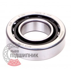 7206-B-XL-TVP [FAG Schaeffler] - 66206 - Single row angular contact ball bearing