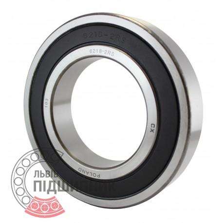 6218 2RS [CX] Deep groove ball bearing