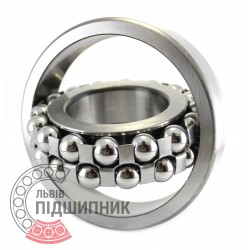 1315 [Harp] Self-aligning ball bearing