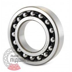 1209 S [NTN] Self-aligning ball bearing