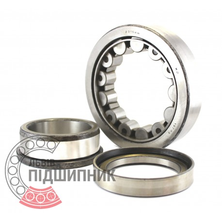 62315 [GPZ] Deep groove ball bearing