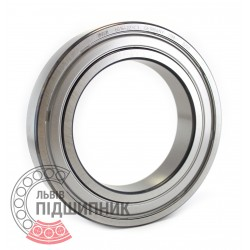 6016-2Z-C3 [FAG] Deep groove ball bearing