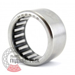 HK2516 [VBF] Needle roller bearing