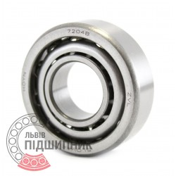 7204 B [ZVL] Angular contact ball bearing