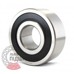 2306 2RS [CX] Self-aligning ball bearing