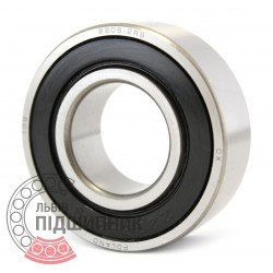 2206 2RS [CX] Self-aligning ball bearing