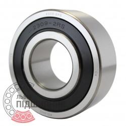 2309 [CX] Self-aligning ball bearing