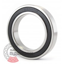 61909 2RS [CX] Deep groove ball bearing