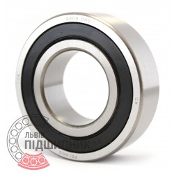 2208 2RS [CX] Self-aligning ball bearing