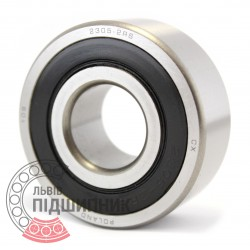 2305 2RS [CX] Self-aligning ball bearing