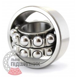 2308 [CX] Self-aligning ball bearing