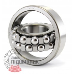 1306 [CX] Self-aligning ball bearing