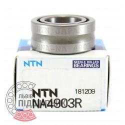 NA4903 [NTN] Needle roller bearing