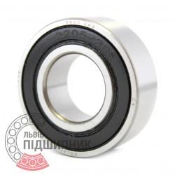 2205-2RS [CX] Self-aligning ball bearing