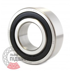 2207 2RS [CX] Self-aligning ball bearing