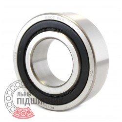2207 2RS [CX] Self-aligning ball bearing