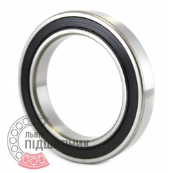 61911 2RS [CX] Deep groove ball bearing