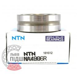 NA4906 [NTN] Needle roller bearing