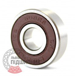 608 2RS [CX] Deep groove ball bearing
