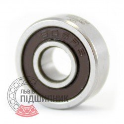 605 2RS [CX] Deep groove ball bearing