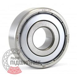 6302-2ZR [Kinex] Deep groove ball bearing
