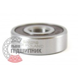 629 2RS [CX] Deep groove ball bearing