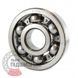 6406 [GPZ-34] Deep groove ball bearing