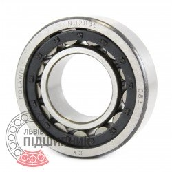 NU205E [CX] Cylindrical roller bearing