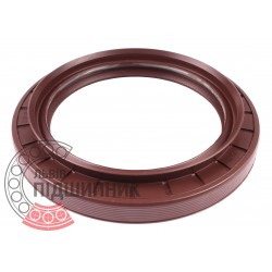 Oil seal 90х125х12/19 BASLRDX67 (FPM) [Corteco]