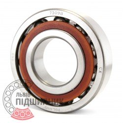 7309B [CX] Angular contact ball bearing
