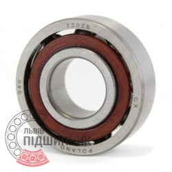7202B [CX] Angular contact ball bearing