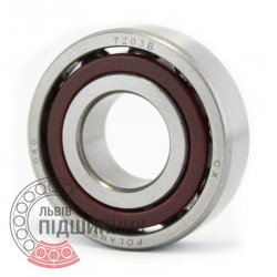 7203B [CX] Angular contact ball bearing
