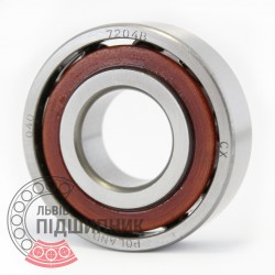 7204B [CX] Angular contact ball bearing