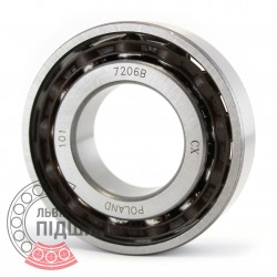 7206B [CX] Angular contact ball bearing