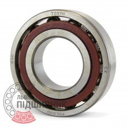 7207B [CX] Angular contact ball bearing