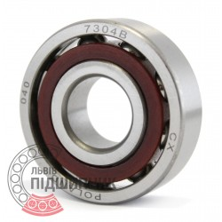 7304B [CX] Angular contact ball bearing