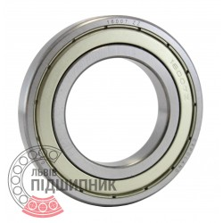 16007 ZZ [CX] Deep groove ball bearing