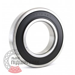 6213 2RS C3 [Timken] Deep groove ball bearing