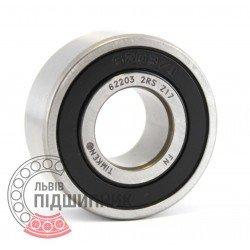 62203 2RS [Timken] Deep groove ball bearing