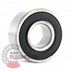 62202 2RS [Timken] Deep groove ball bearing