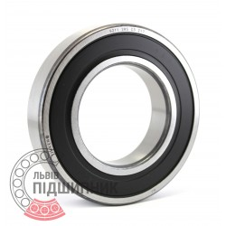 6211 2RS C3 [Timken] Deep groove ball bearing