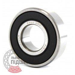 6002 2RS [Timken] Deep groove ball bearing