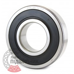 6309 2RS C3 [Timken] Deep groove ball bearing